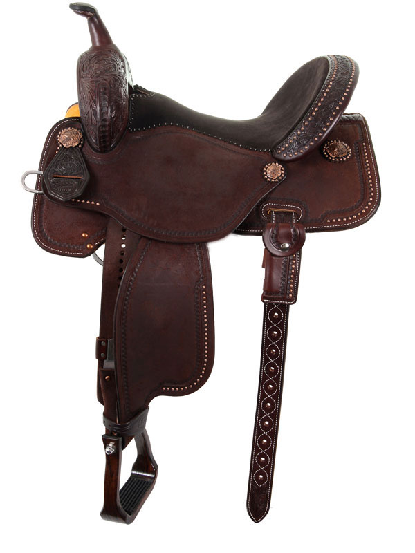12.5inch to 15.5inch Martin Saddlery B*T*R Custom Barrel Racer 66-C1