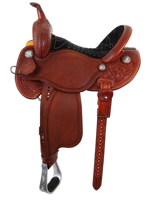 12.5inch to 15.5inch Martin Saddlery B*T*R Custom Barrel Racer 66-C2
