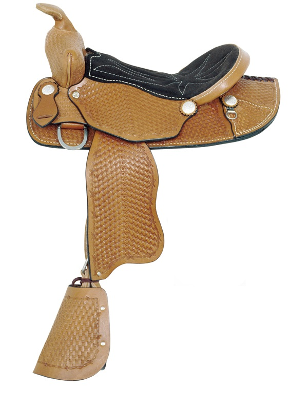 12inch American Saddlery Little Brother Pony Saddle 153