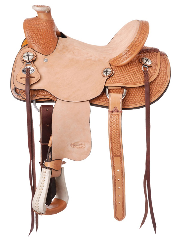 12inch Silver Royal Wylie Youth Wade Saddle 401