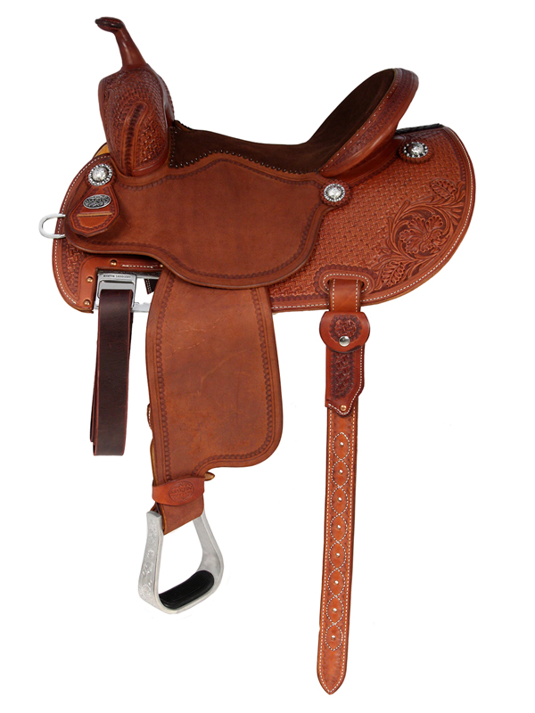 13.5inch to 14.5inch Martin Saddlery FX3 Barrel Racing Saddle mr67PFS