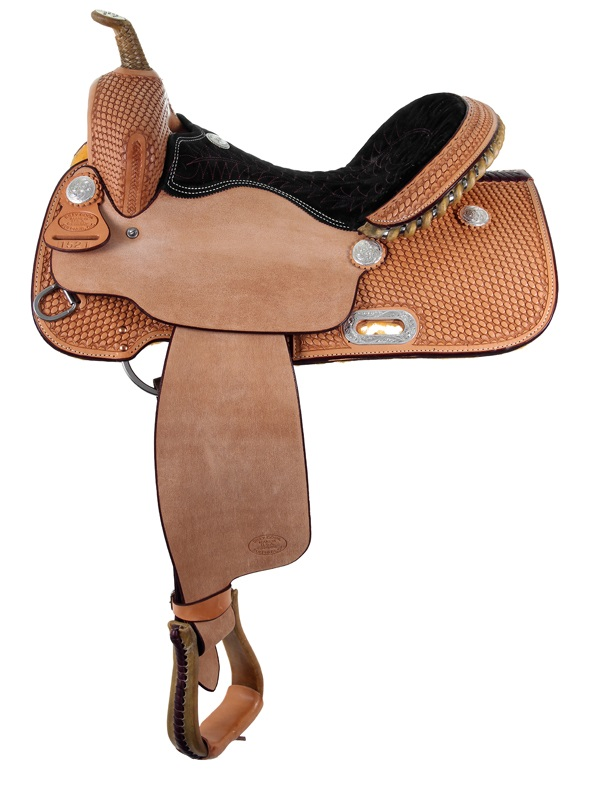 13.5inch to 16inch Billy Cook Barrel Racing Saddle 1521