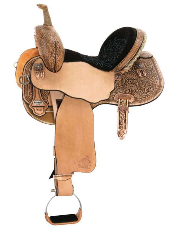 13.5inch to 17inch Circle Y Josey Ultimate Hiphugger Barrel Saddle 1174