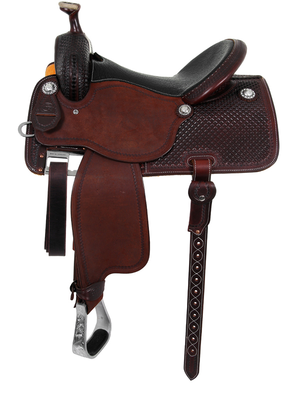 13.5inch to 17inch Martin Saddlery Custom Saddle 14-C1