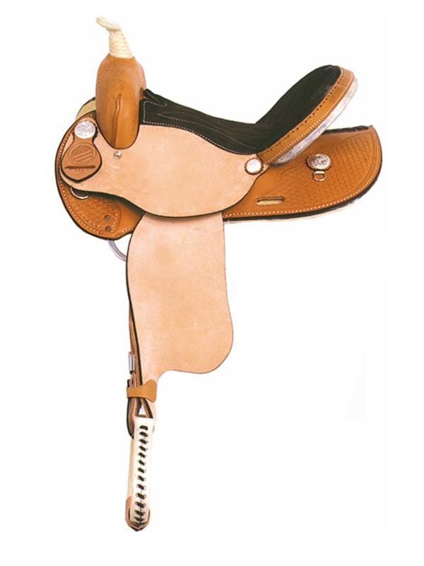 13inch to 16inch American Saddlery Denero II Barrel Racing Saddle 833