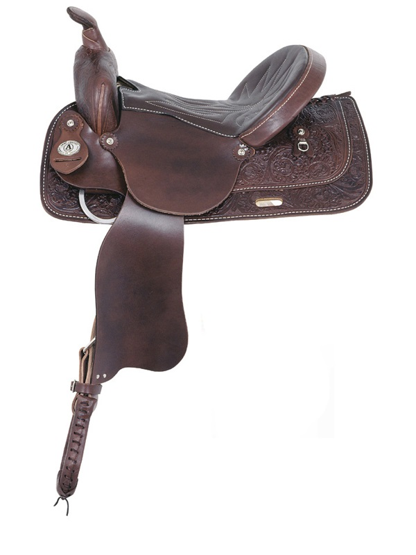 13inch to 17inch American Saddlery Trails Together Trail Saddle 1465
