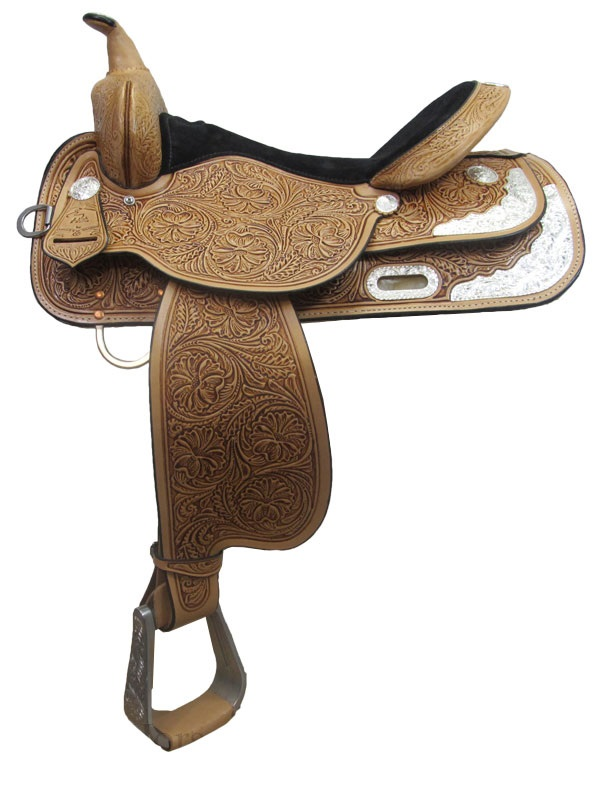 13inch to 17inch Circle Y High Horse Gladewater Show Saddle 6310