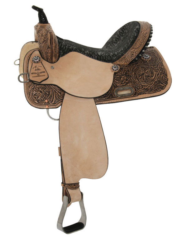 13inch to 17inch Circle Y High Horse Jewel Barrel Racer 6224