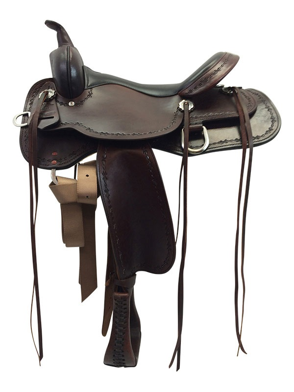 13inch to 17inch Circle Y High Horse Winchester Trail Saddle 6819