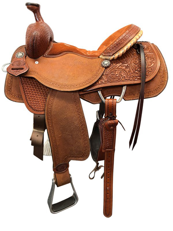 13inch to 17inch Double J All Around Saddle SEP00-64586