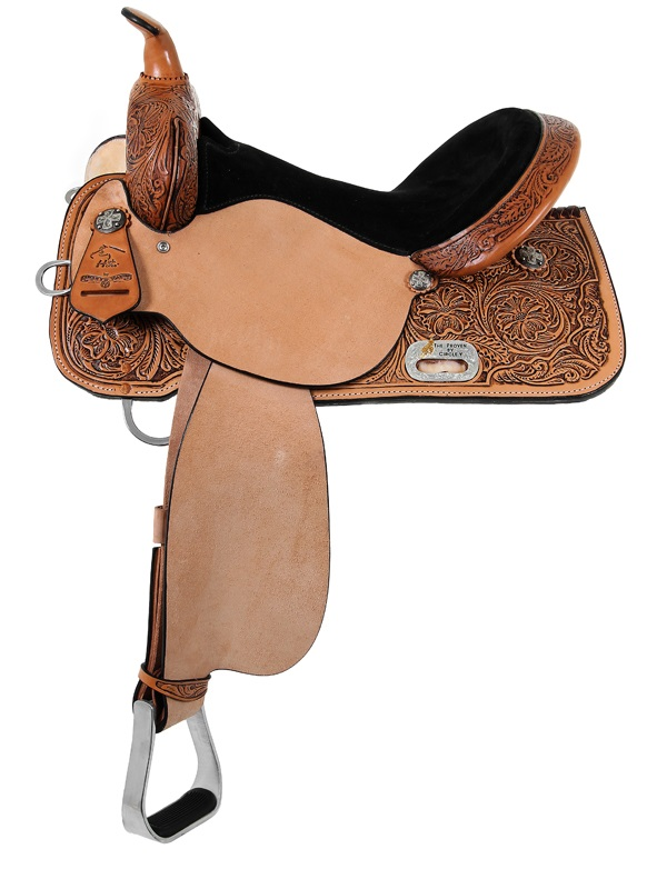13inch to 17inch High Horse The Proven Mansfield Barrel Saddle 6221