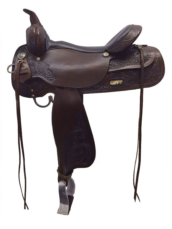 13inch to 17inch High Horse by Circle Y Texas City Trail Saddle 6821