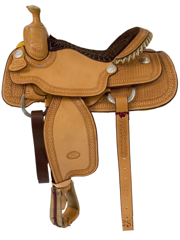 14.5inch to 16inch Billy Cook Arena Roping Saddle 2146