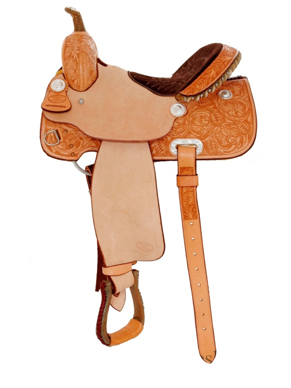 14inch _15inch Billy Cook Classic Barrel Racing Saddle 2031