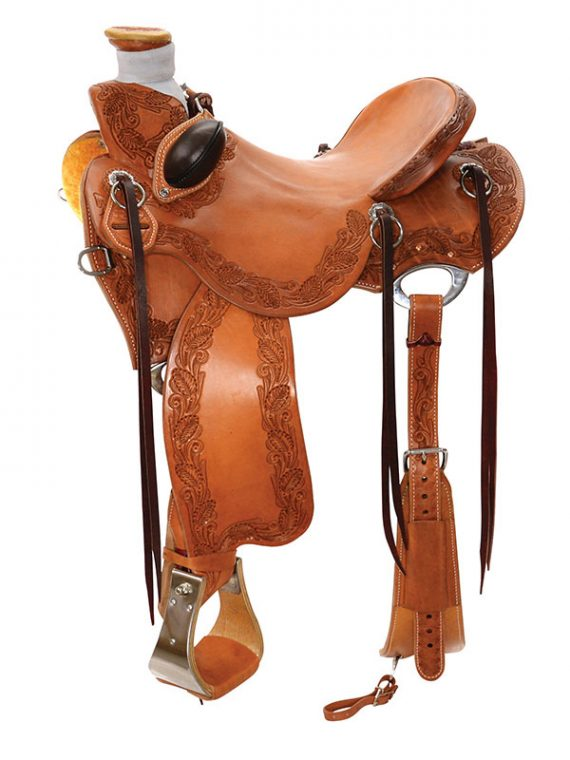 14inch to 16.5inch Reinsman Lady Wade Ranch Saddle 4612