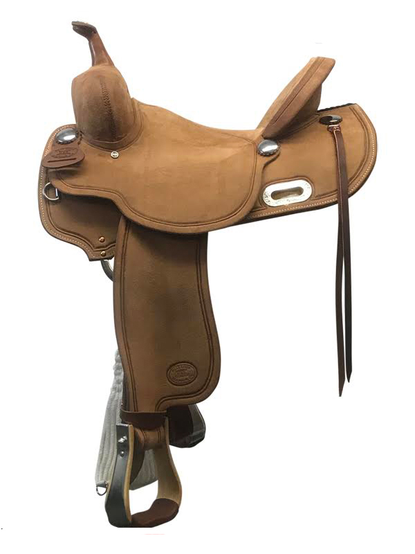 14inch to 16inch Billy Cook Barrel Racing Saddle 1934