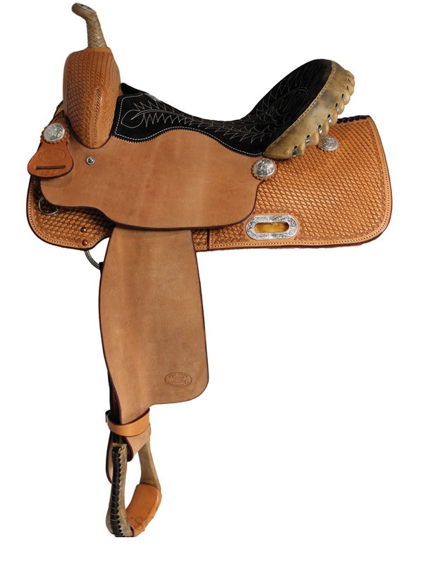14inch to 16inch Billy Cook Barrel Saddle 1524