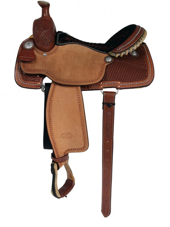 14inch to 16inch Billy Cook Ladies All Around Saddle 2042