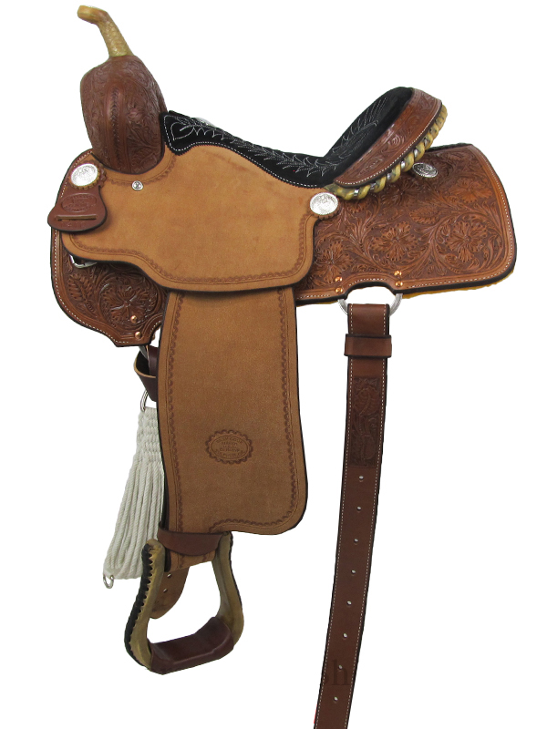 14inch to 16inch Billy Cook Pro Barrel Racing Saddle 1410