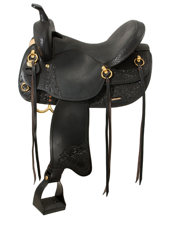 15.5inch to 16.5inch Royal King Memphis Trail Saddle 9325 9326