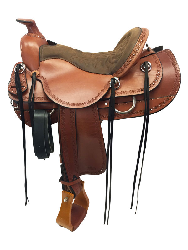 15.5inch to 18.5inch Tucker Dead Wood Trail Saddle 282