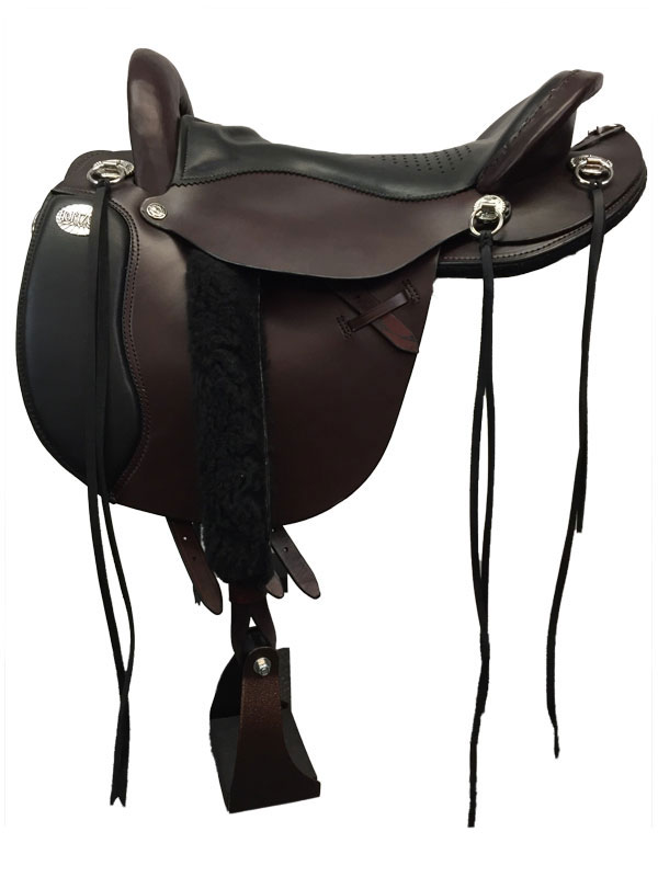 15.5inch to 18.5inch Tucker Horizon Nomad Trail Saddle 249