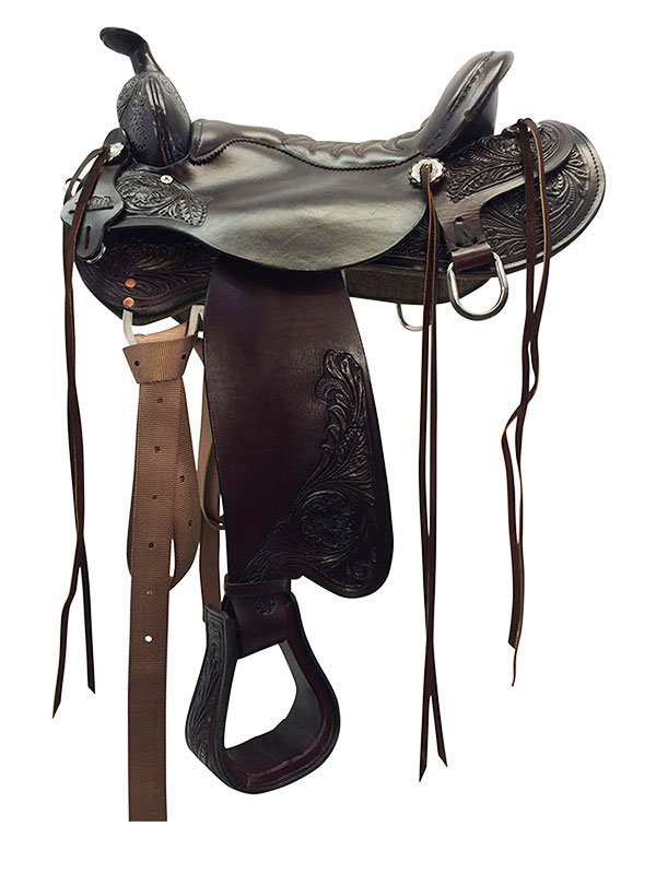 15.5inch to 18.5inch Tucker Meadow Creek Trail Saddle 291