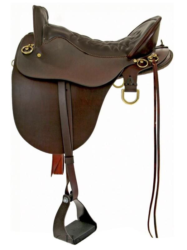 15.5inch to 18.5inch Tucker River Plantation Saddle 146