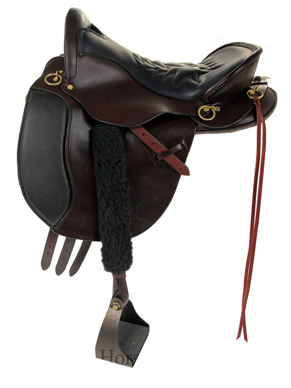 15.5inch_ 16.5inch Tucker Equitation Endurance Saddle 149
