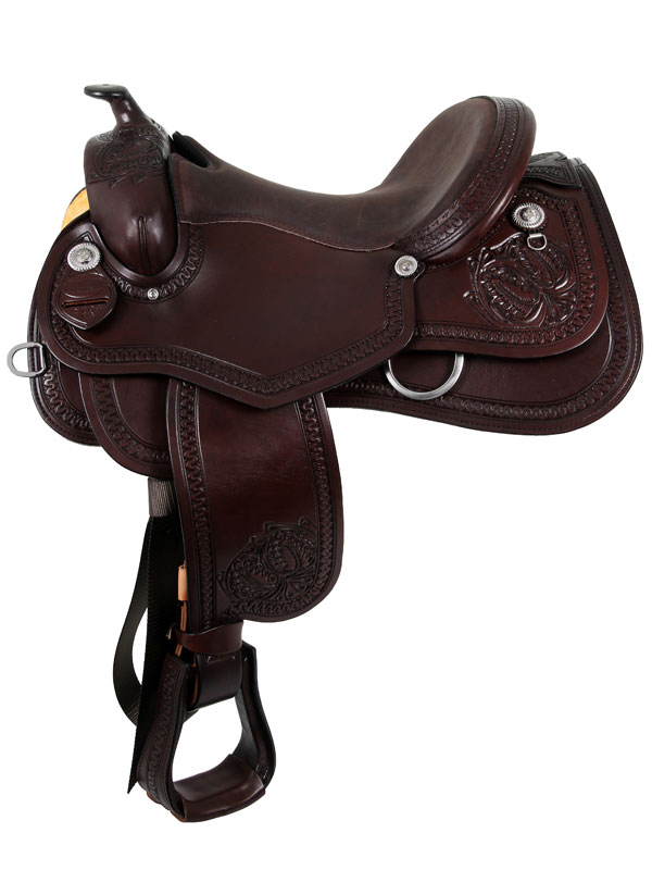 15inch 16inch 17inch South Bend Saddle Co Reining Saddle 2704