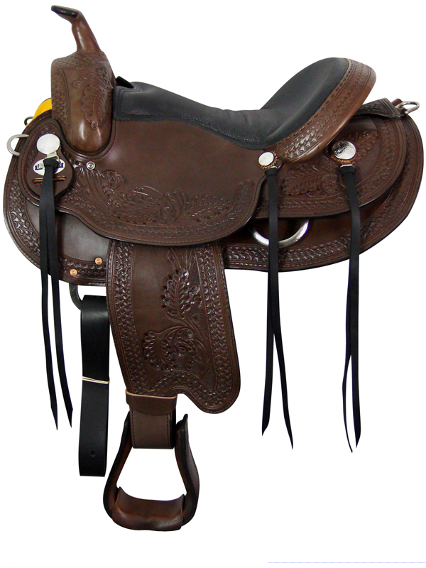 15inch 16inch 17inch South Bend Saddle Co Syracuse Trail Saddle 2250