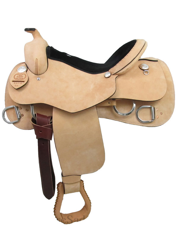 15inch 16inch 17inch South Bend Saddle Co Training Saddle 2300