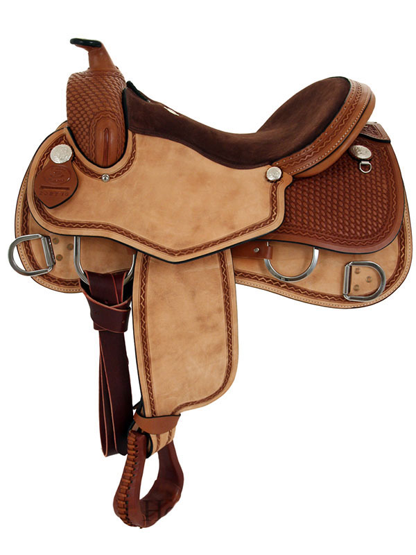 15inch 16inch 17inch South Bend Saddle Co.Training Saddle 2387