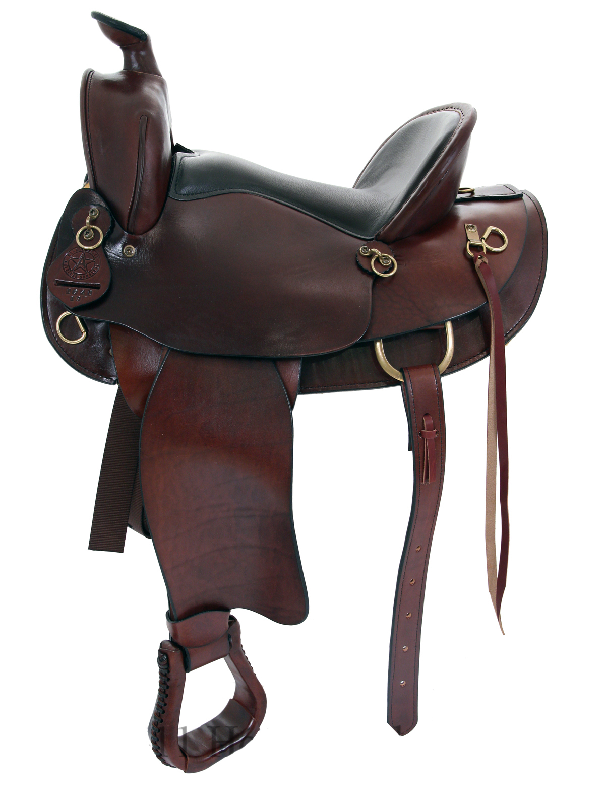 15inch 16inch American Saddlery The Mule Tamer Saddle 1740