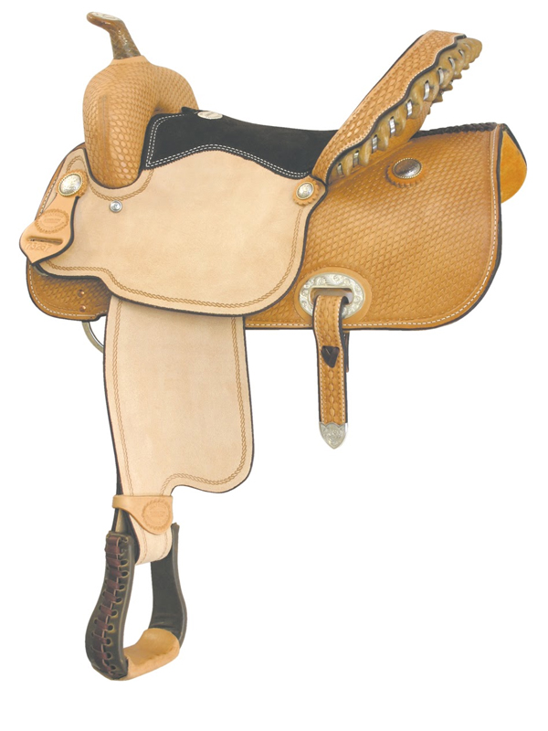 15inch 16inch Billy Cook Flex Wide Racer Barrel Saddle 291267