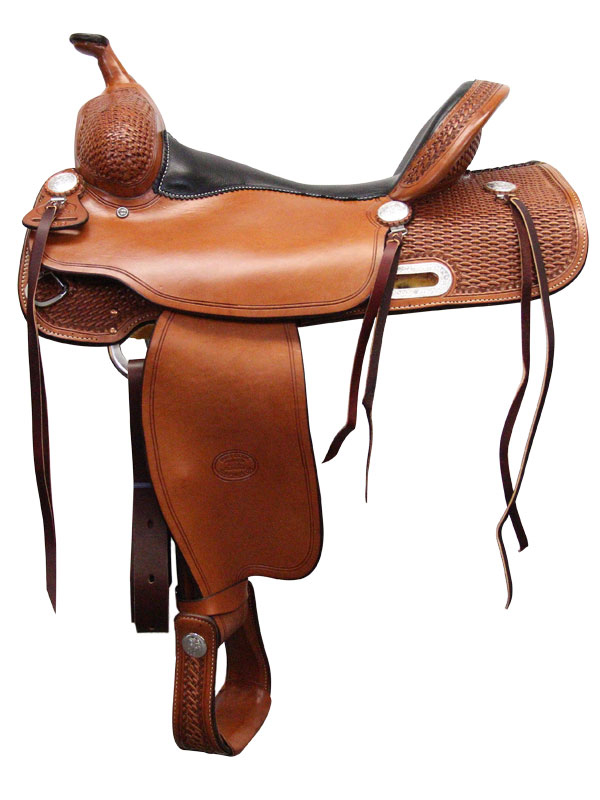 15inch 16inch Billy Cook Trail Saddle 1780