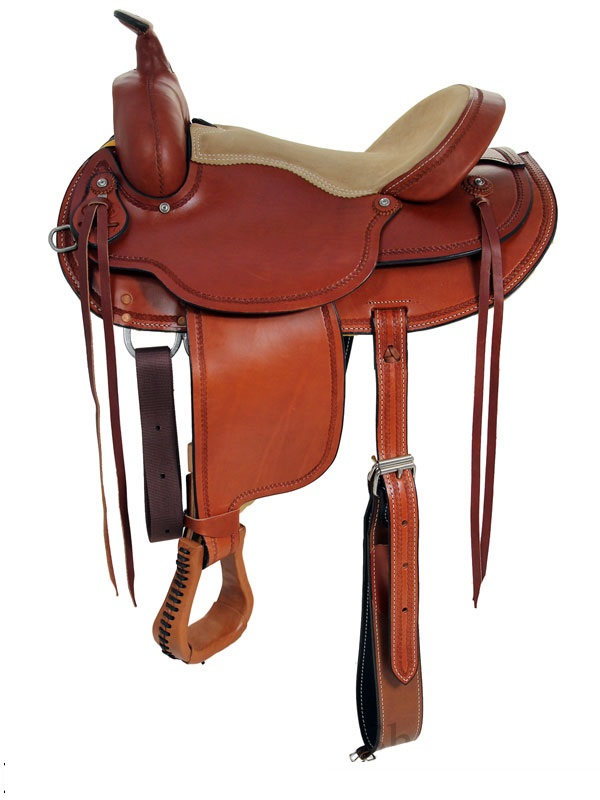 15inch 16inch Dakota Flex Tree Trail Saddle 202fx