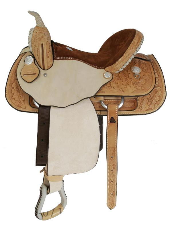 15inch 16inch Dakota Light Oil Pleasure Trail Saddle 355