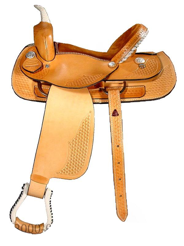 15inch 16inch Dakota Light Oil Trail Saddle 350
