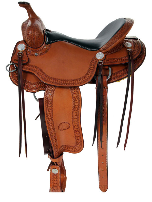 15inch to 17inch Billy Cook Porter Trail Saddle 1835