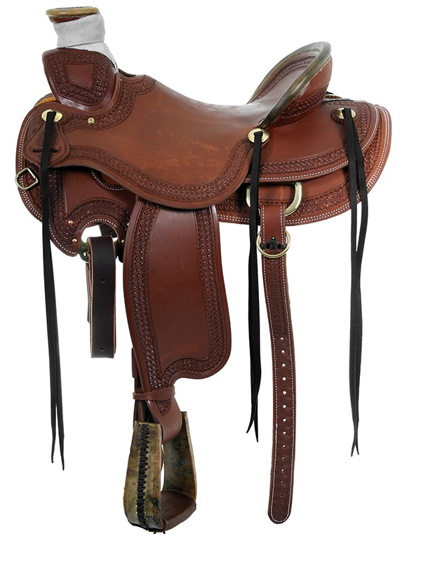 15inch to 17inch Circle Y Elko Ranch Saddle 1343