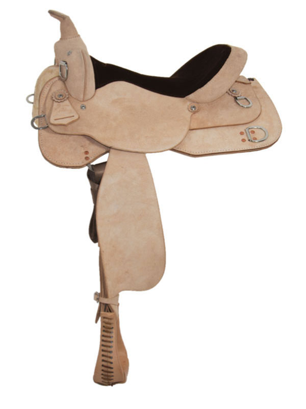 15inch to 17inch Circle Y High Horse Oakland Training Saddle 6315