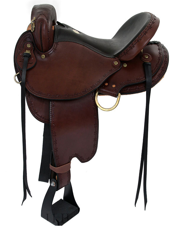 15inch to 17inch Dakota Endurance Trail Saddle 313