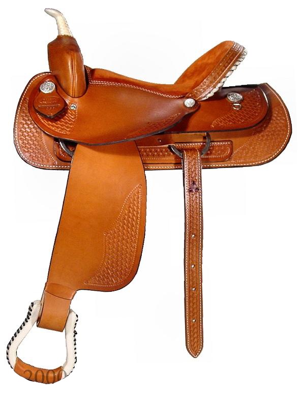 15inch to 17inch Dakota Trail Saddle 350gb
