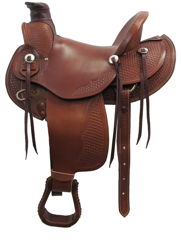 15inch to 17inch Dakota Wade Tree Saddle 809
