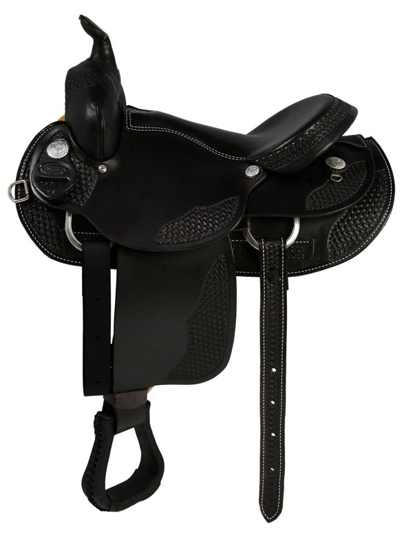 15inch to 17inch Dakota Walking Horse Gaited Saddle 750