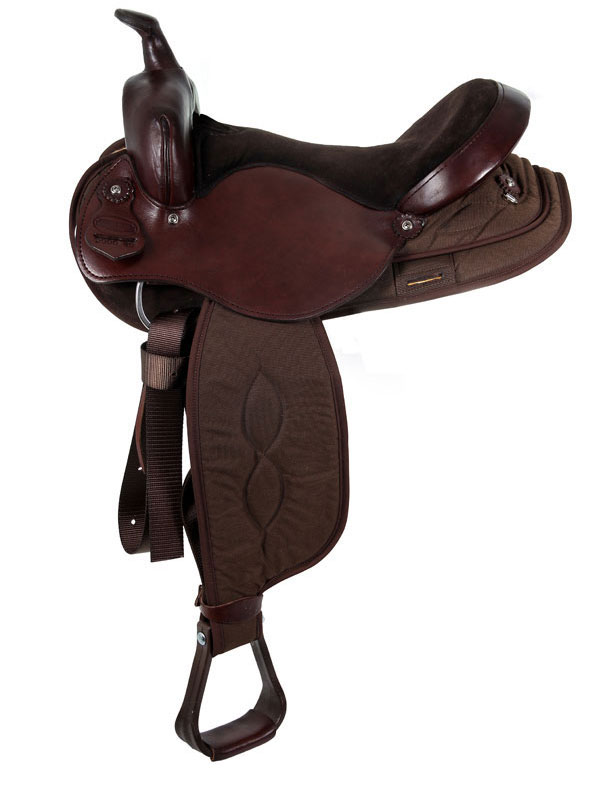 15inch to 17inch South Bend Saddle Co Pawnee XL Trail Saddle 2900