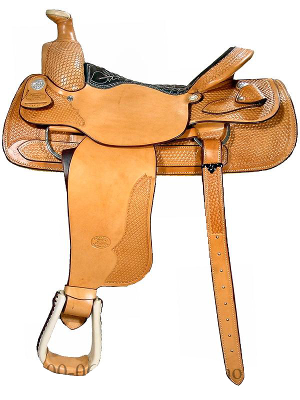 15inch to 18inch Billy Cook Team Roper Saddle 2082