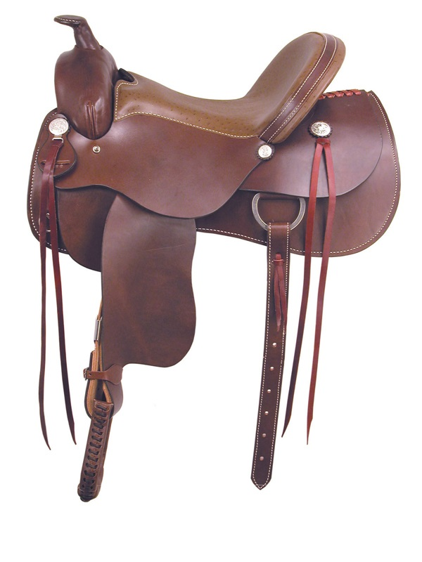 16inch 17inch American Saddlery The Draft Master Saddle 1550