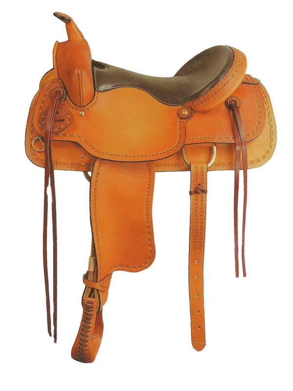 16inch 17inch Big Horn Texas Best The San Saba Trail Saddle_ Gaited